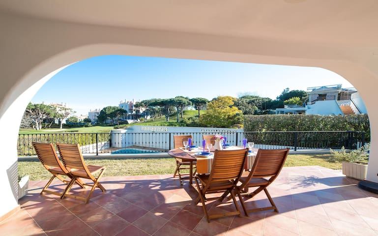 Vale do Lobo House with Pool - Loulé - Ev