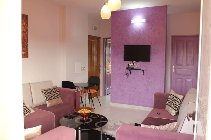 Appartement ensoleillé déco design - Dakar - Leilighet