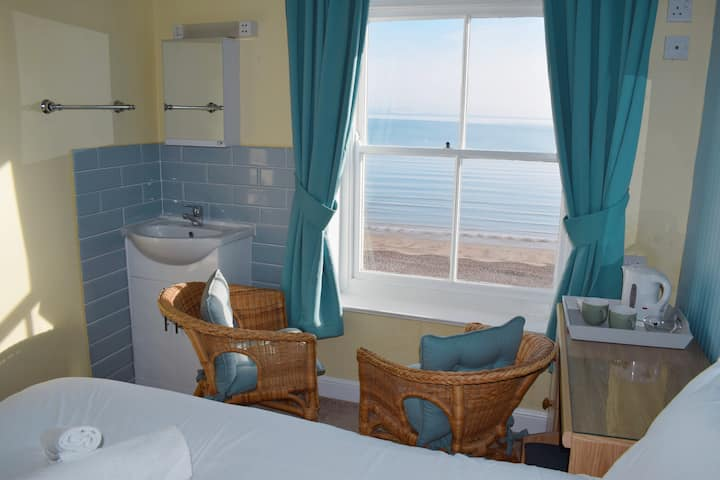 Traditional Double, Sea View at Penn House House