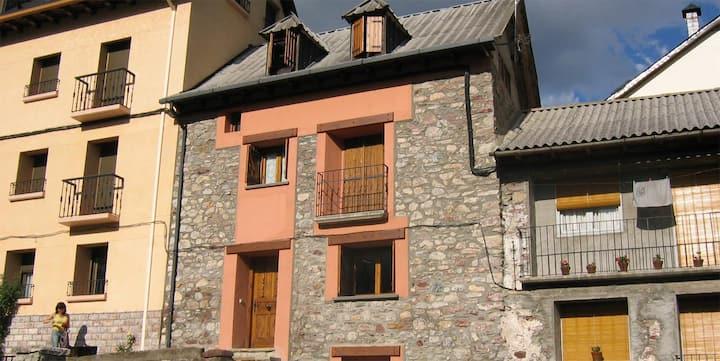 Casa Rural en el auténtico Pirineo Aragonés