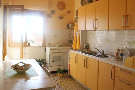 Appartamento di fronte al mare - Scoglitti - Lägenhet