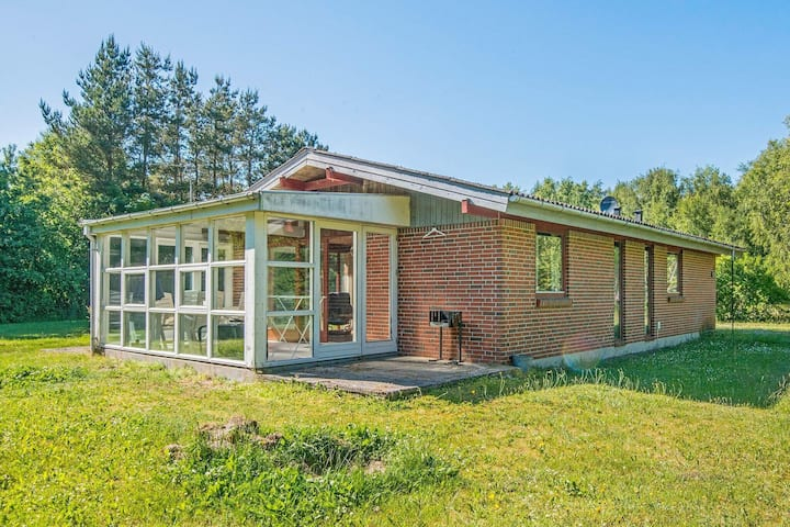 Attractive Holiday Home in Ørsted with Sauna