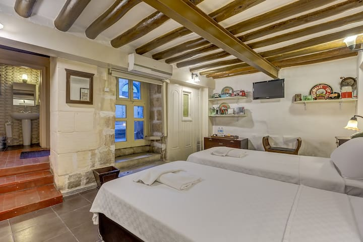 HISTORICAL STONE HOUSES -ROOM H6
