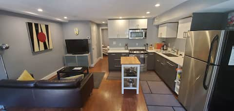 Modern luxury in Shaw, short walk 2 metro/conv cen