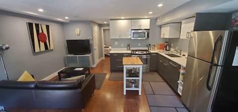 Modern luxury in Shaw, short walk 2 metro/conv cen