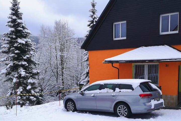 4 star holiday home in Oberwiesenthal