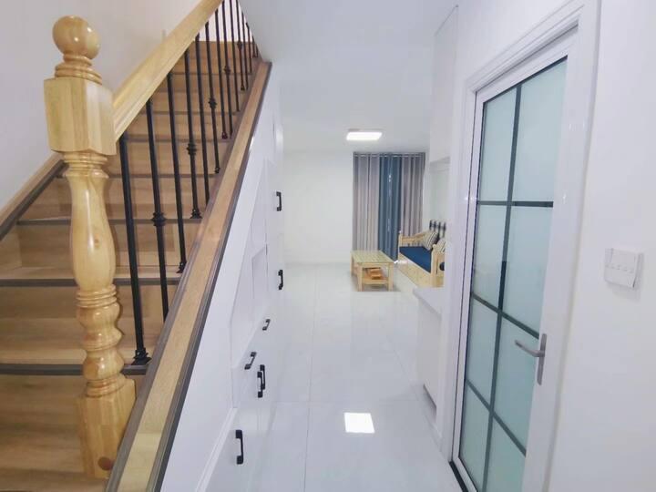 【遇见.国花】热门景区洛阳国花园附近,热销房源!全新高品质日式LOFT两室二厅公寓。