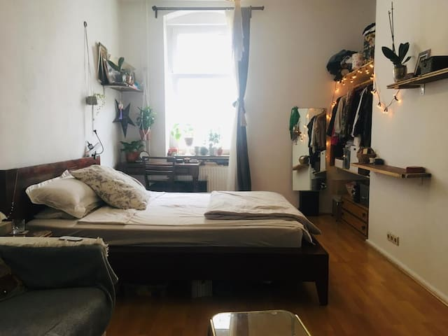 Comfy and quiet room in the area of Neukölln
