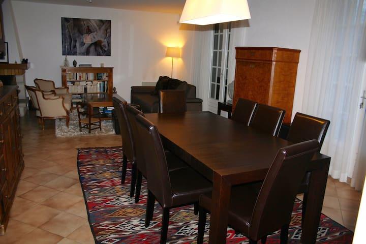 Jolie villa familiale à Genève - Puplinge - Villa