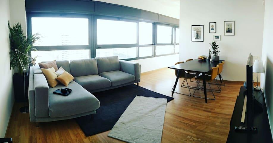 Large apartment  - close to La Fira - Barcelona - Appartement