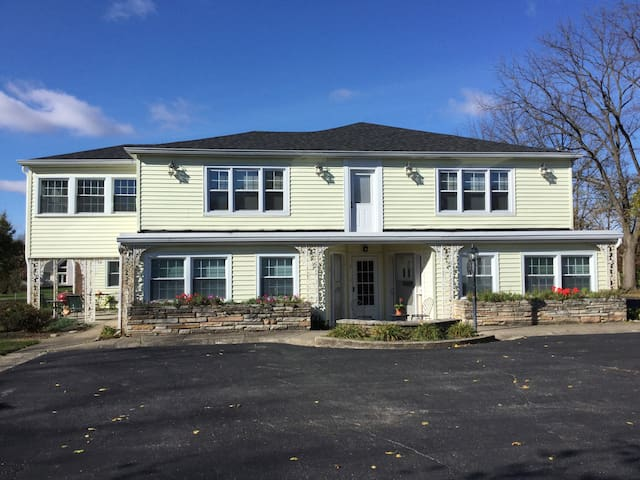 Country charm near Indianapolis - Mooresville - Apartemen