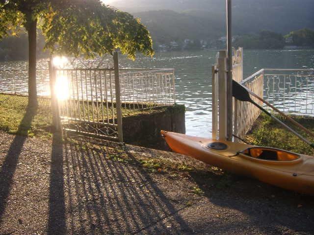 Sulle sponde dello splendido lago di Avigliana... - Avigliana