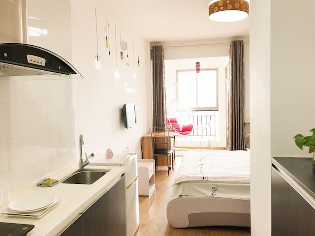 大学城永嘉天地博仕后家园精装家庭式公寓