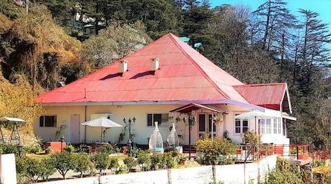 """Marley Villa""  3 BHK Private Heritage Cottage"