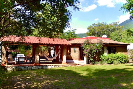 Casa de Tierra, Oaxaca