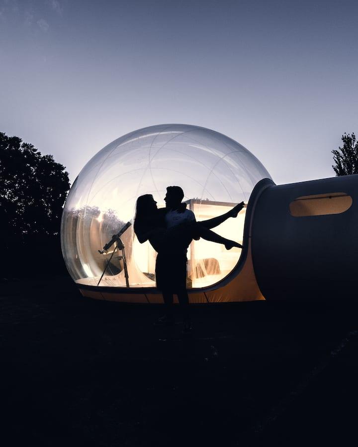 Habitación Burbuja A