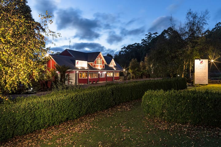 Cradle Forest Inn–Wallaby's Retreat(Deluxe Chalet) - Moina