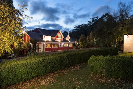Cradle Forest Inn–Wallaby's Retreat(Deluxe Chalet) - Moina - Chalet