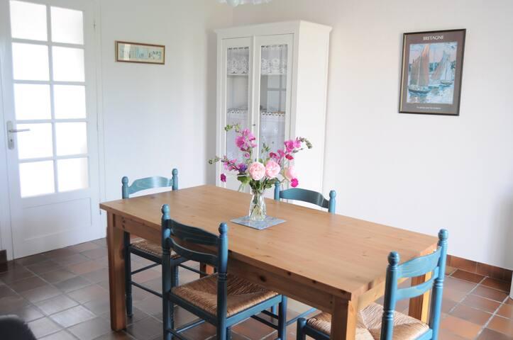 Maison de vacances proche de la plage - Loctudy - บ้าน