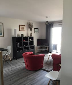 Bel appartement tout confort.