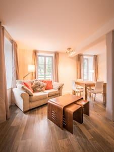 Dependance Ost, beautiful one bedroom apartment. - Matten bei Interlaken