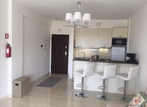 Apartamento Luxuoso Completo e Seguro!