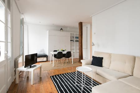 CENTER-GUGGENHEIM(+Wifi):cozy flat - Bilbao