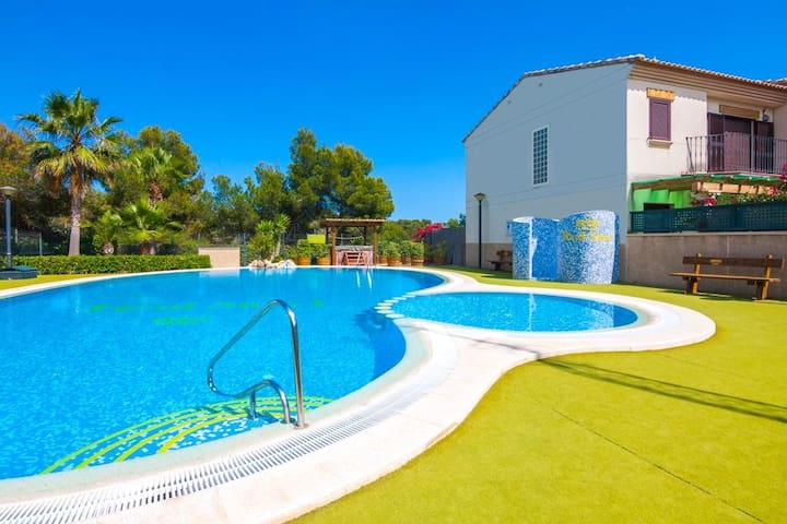 Holiday homes Real Sitio 7 - Calpe - House