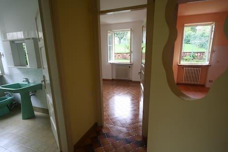 Accogliente appartamento ideale per 3-4 parsone - Baraggia