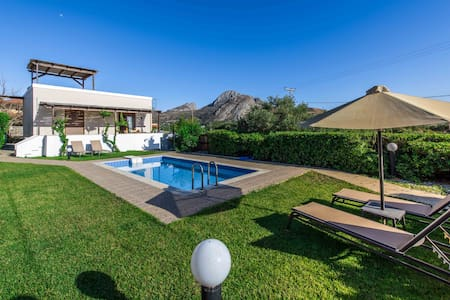 Gasparakis villas Myrto Two Bedroon Bungalow - Lefkogeia