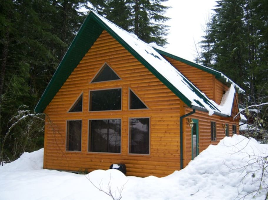 mt hood cabin hot tub fp ski hood cottages for rent