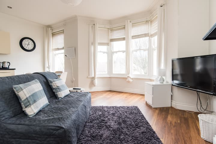 Cosy Apartment by Roath Park and Lake!