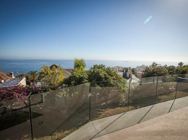 Spacious, modern slice of paradise in Bantry Bay.