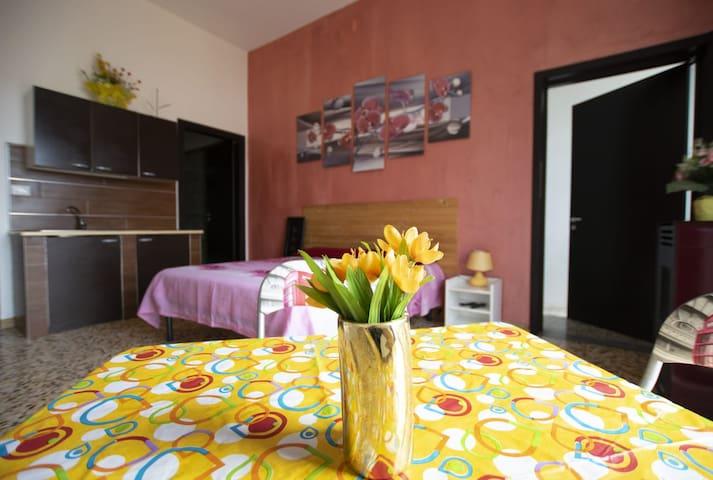 Splendido appartamento vicino Gallipoli