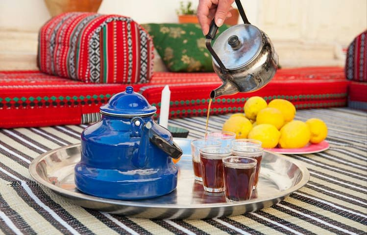 Bedouin & Breakfast - Umm Sayhoum  - Bed & Breakfast
