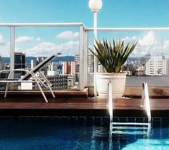 Melhor lugar Ever! Super charmoso! - São Paulo - Apartment