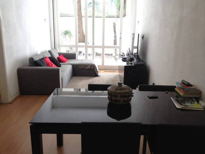 Spacious Bedroom at the heart of Pinheiros