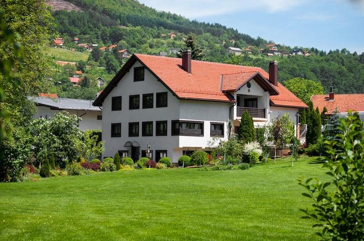 Sarajevo, Malešići, Big House, Big Garden, Villa