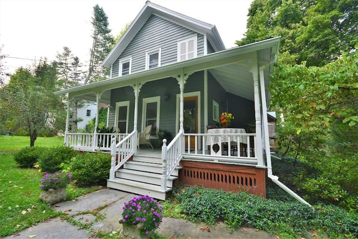 Charming House in Quaint Trumansburg Village