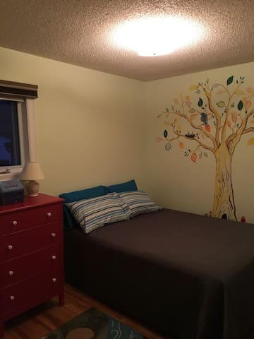 2nd BR with Queen Size Pillow Top