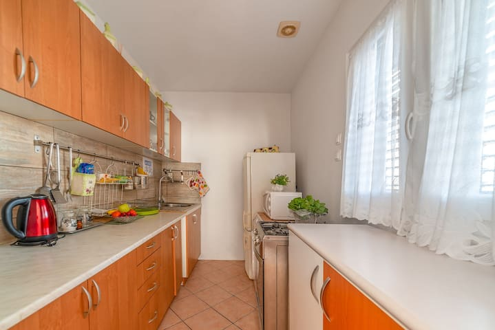 One bedroom Apartment, seaside in Rijeka, Terrace