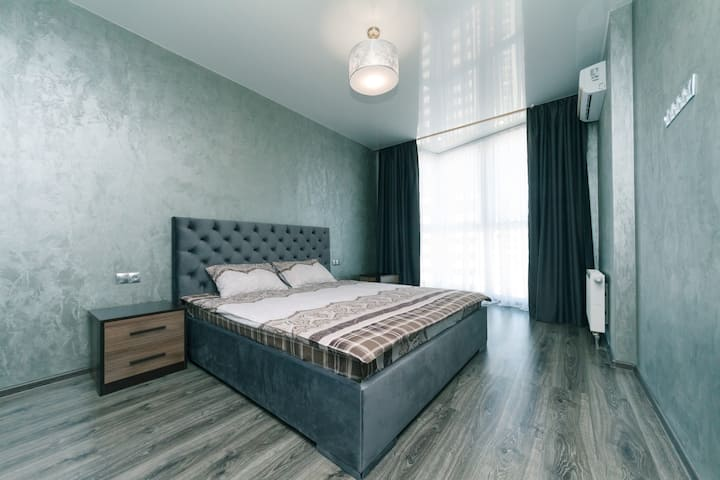 Stylish and modern apartment on 24th floor