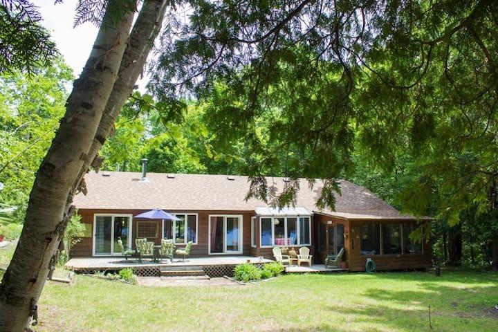 Bancroft Lake House