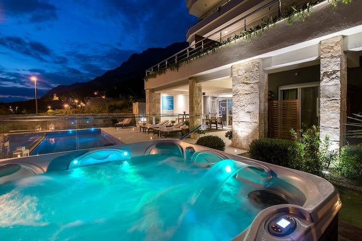 Villa Jolara, Apartment two bedroom3, Mimice