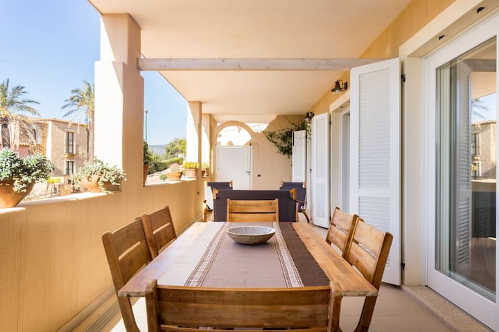 Appartamento con Veranda a Villasimius SHARDANA