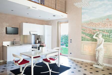 Luxury and style - loft in Chianti - Mercatale
