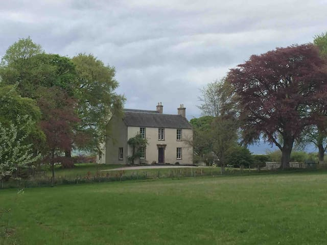 18th Century house on the Black Isle
