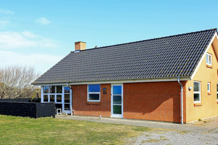 Comfortable Holiday Home in Vestervig with Sauna