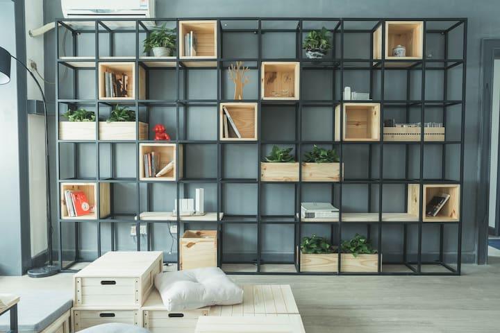 【建筑师之家Architect Home】空间戏法A——福民地铁口、福田市中心、福田口岸、皇岗口岸 - Shenzhen - Haus