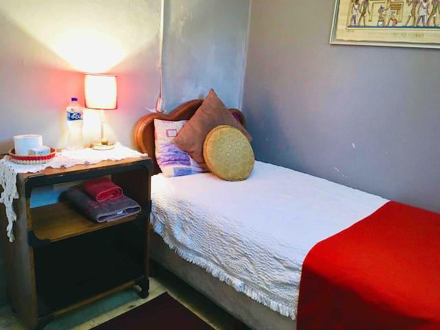 Cozy bedroom in San Miguel Chapultepec